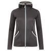 FRILUFTS ARICA HOODED FLEECE JACKET Frauen - Fleecejacke - CAVIAR