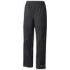 Columbia TRAIL ADVENTURE PANT Kinder - Regenhose - BLACK