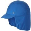 Columbia JUNIOR CACHALOT Kinder - Sonnenhut - SUPER BLUE