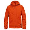 Fjällräven ABISKO ECO-SHELL JACKET Männer - Regenjacke - FLAME ORANGE