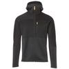 Fjällräven ABISKO TRAIL FLEECE M Männer - Fleecejacke - BLACK