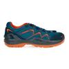 Lowa INNOX GTX LO JUNIOR Kinder - Hikingschuhe - PETROL/ORANGE