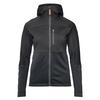 Fjällräven ABISKO TRAIL FLEECE W Frauen - Fleecejacke - BLACK