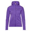 Fjällräven ABISKO TRAIL FLEECE W Frauen - Fleecejacke - PURPLE
