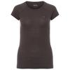 Fjällräven ABISKO TRAIL T-SHIRT W Frauen - T-Shirt - DARK GREY