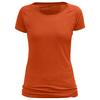 Fjällräven ABISKO TRAIL T-SHIRT W Frauen - T-Shirt - FLAME ORANGE