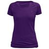 Fjällräven ABISKO TRAIL T-SHIRT W Frauen - T-Shirt - PURPLE
