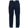 Fjällräven HIGH COAST ZIP-OFF TROUSERS W Frauen - Trekkinghose - NAVY