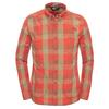 pompeian red plaid