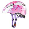 Uvex KID 2 Kinder - Fahrradhelm - BUTTERFLY