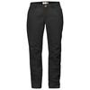 Fjällräven SÖRMLAND TAPERED TROUSERS W Frauen - Trekkinghose - DARK GREY