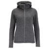 FRILUFTS TYA HOODED JACKET Frauen - Fleecejacke - MAGNET