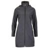 FRILUFTS ALKMAAR HOODED COAT Frauen - Softshelljacke - GREY
