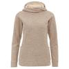 FRILUFTS KALAJOKI HOODED SWEATER Frauen - Fleecepullover - BRINDLE