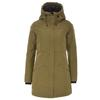 FRILUFTS SAKATA COAT Frauen - Wintermantel - OLIVE NIGHT