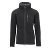 FRILUFTS SANTIO HOODED JACKET Männer - Fleecejacke - CAVIAR