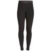 Woolpower LITE LONG JOHNS Frauen - Funktionsunterwäsche - BLACK