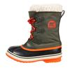 Sorel YOOT PAC NYLON Kinder - Winterstiefel - SURPLUS GREEN
