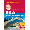 Iwanowski USA-Große Seen / Chicago 1