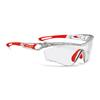 Rudy Project TRALYX - Sportbrille - ICE SILVER MATTE