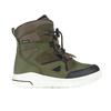 Ecco URBAN SNOWBOARDER Kinder - Winterstiefel - BLACK/GRAPE LEAF