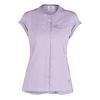 Fjällräven ABISKO STRETCH SHIRT CS W Frauen - Outdoor Bluse - ORCHID
