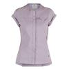 Fjällräven ABISKO STRETCH SHIRT CS W Frauen - Outdoor Bluse - BLUE RIDGE