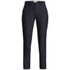 Fjällräven TRAVELLERS TROUSERS W Frauen - Reisehose - DARK NAVY