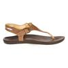 Olukai EHEU Frauen - Outdoor Sandalen - CLAY/DARKJAVA