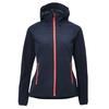 FRILUFTS ENNSKRAXN HOODED SOFTSHELL JACKET Frauen - Softshelljacke - OUTER SPACE