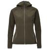 FRILUFTS ENNSKRAXN HOODED SOFTSHELL JACKET Frauen - Softshelljacke - CAVIAR