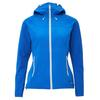 FRILUFTS ENNSKRAXN HOODED SOFTSHELL JACKET Frauen - Softshelljacke - NAUTICAL BLUE