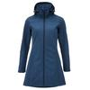FRILUFTS GARDBY HOODED SOFTSHELL COAT Frauen - Softshelljacke - INSIGNIA BLUE