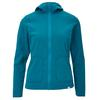 FRILUFTS SANYA HOODED JACKET Frauen - Fleecejacke - OCEAN DEPTHS