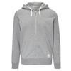 FRILUFTS OMAUI HOODED JACKET Männer - Sweatshirt - SMOKED PEARL