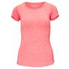 FRILUFTS BITONTO T-SHIRT Frauen - Funktionsshirt - ROCOCCO RED