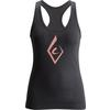 Black Diamond BRUSHSTROKE TANK Frauen - Trägershirt - SMOKE