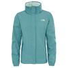 The North Face W RESOLVE 2 JACKET Frauen - Regenjacke - TRELLIS GREEN