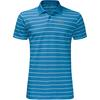 Pique Striped Polo 1