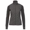 Icebreaker WMNS ELLIPSE JACKET Frauen - Wolljacke - BLACK