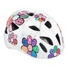 Alpina XIMO FLASH - Fahrradhelm - WHITE FLOWER