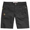 Fjällräven KIDS ABISKO SHADE SHORTS Kinder - Shorts - DARK GREY