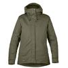 Fjällräven SKOGSÖ PADDED JACKET W Frauen - Winterjacke - LAUREL GREEN