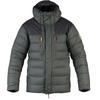 Fjällräven KEB EXPEDITION DOWN JACKET M Männer - Daunenjacke - STONE GREY-BLACK
