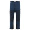 Fjällräven KEB TOURING PADDED TROUSERS M Männer - Thermohose - STORM-NIGHT SKY