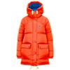 Fjällräven EXPEDITION DOWN JACKET W Frauen - Daunenjacke - FLAME ORANGE