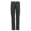 Fjällräven KEB TOURING PADDED TROUSERS W Frauen - Thermohose - BLACK