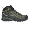 Salomon X ULTRA 3 MID GTX Männer - Hikingstiefel - CASTOR GRAY-BLACK-GREEN