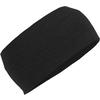Icebreaker ADULT FLEXI HEADBAND Unisex - Stirnband - BLACK HTHR