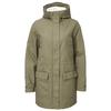 FRILUFTS RODEBAY PADDED LONGJACKET Frauen - Wintermantel - OLIVE NIGHT